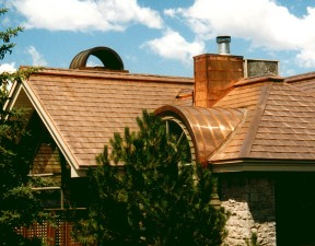 VAIL Majestic Copper roofline