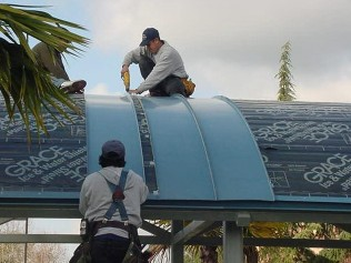 Berridge Metal Roofs Aussie Roofing